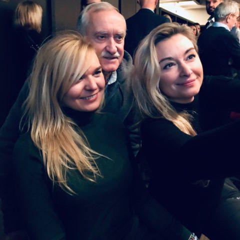 martyna wojciechowska, krzysztof wielicji, angelika chrapkiewicz-gądek